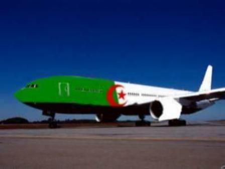 Alg rie egypte quatre vols programm s jeudi vers benguela for Air algerie programme de vol interieur