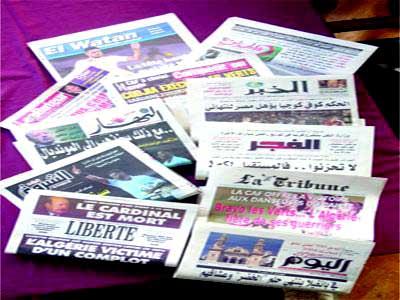 Où en est le quatrième pouvoir en Algérie? lapressealgerienne04