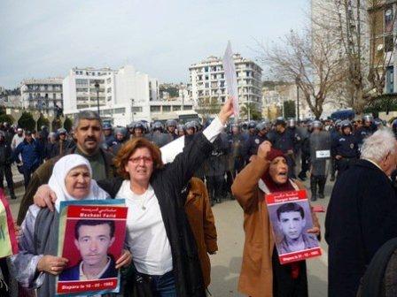 Urgent-Algérie : les disparitions forcées reprennent ! dans Droits de l'homme en Algérie disparus