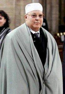 Le Recteur de la Grande Mosquée de Paris au service de qui et pourquoi ? dans Culte en Algérie dalil-boubakeur-208x300