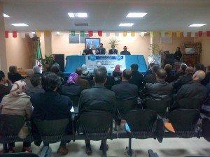 La conférence nationale des élus du FFS reportée en raison des intempéries dans Non classé elus1-300x225