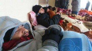 Neuf étudiants de l'ISMAS de Bordj El Kifan en gréve de la faim  dans Non classé greve-300x168